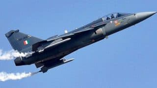 In Historic First, LCA Tejas Executes Its Maiden 'Arrested Landing'