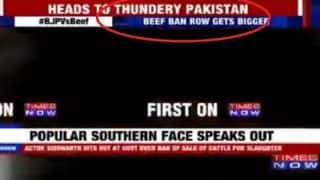 Times Now inadvertently calls Kerala 'Pakistan', issues apology after facing social media ire