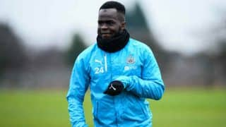 Former Newcastle midfielder Cheick Tiote dies after collapsing in training