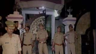 UP: Trader, wife, son shot dead during alleged robbery attempt in Sitapur; Watch CCTV footage