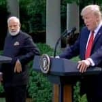 PM Modi meets US President Donald Trump at White House, talks terror, trade, friendship amidst handshakes and hugs