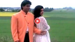 शाहरुख़ खान और ट्विंकल खन्ना का ये डांस वीडियो सोशल मीडिया पर हो रहा है वायरल, क्या आपने देखा?