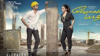 VIP 2 Trailer:Dhanush as a fierce underdog and Kajol as a powerful business tycoon are sure to leave you impressed!