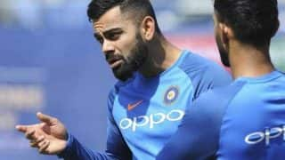 Virat Kohli Has a Message for Afghanistan Cricket Team, Watch Video