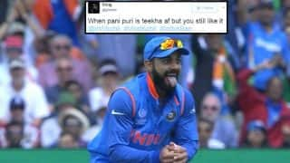 Virat Kohli turns into a meme in India vs Bangladesh Champions Trophy 2017 Semi-Finals! Read funny Twitter reactions