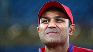 Team India New Head Coach: Virender Sehwag Done With His Interview, Leaves BCCI Office
