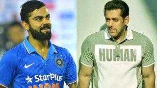 Anushka Sharma's boyfriend Virat Kohli beats her Sultan co-star Salman Khan; here's how
