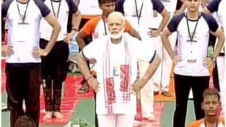 International Yoga Day 2017: UGC asks for photos and event details of Yoga Day