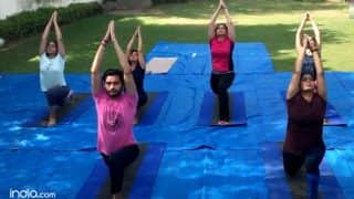 International Yoga Day 2017: Vinyasa Yoga and its benefits; Watch Video Tutorial