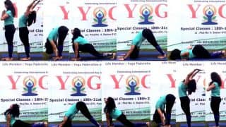 International Yoga Day 2017: Suryanamaskar and its benefits; Watch Video Tutorial