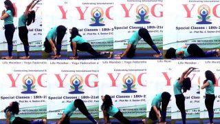 International Yoga Day 2017: Suryanamaskar and its benefits; Watch Video Tutorial