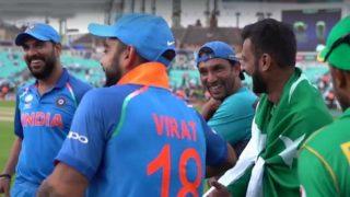 What Virat Kohli, Yuvraj Singh & Shoaib Malik joked about after Champions Trophy final?