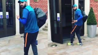 Champions Trophy 2017: Yuvraj Singh flaunts his super powers in a video shot by Virat Kohli ahead of India-Bangladesh match!