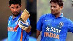 भारत vs वेस्टइंडीज, दूसरा वनडेः टीम इंडिया की नजरें जीत पर, युवराज की जगह मिलेगा ऋषभ पंत को मौका?