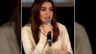 Virat Kohli Shares a Video of Angry Anushka Sharma Scolding A Man For Throwing Garbage On Road