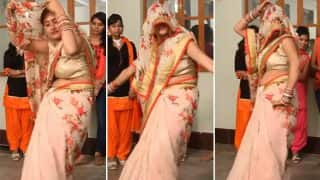 Bride Dancing to Bhaan ka Rola Song in Ghunghat is Breaking the Internet! (Watch Video)
