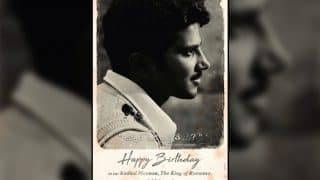 Mahanati: Makers Release Dulquer Salmaan's Gemini Ganesan Look On His Birthday