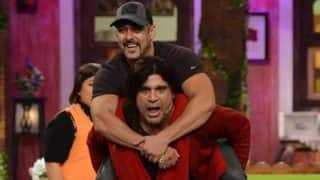 Salman Khan Was The First To Know About Krushna Abhishek And Kashmera Shah's Twins