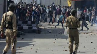 Stone-pelting Curbed by 50% in Kashmir Valley, Claims CRPF