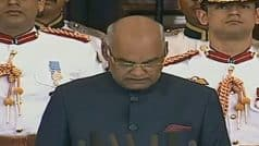 President Ram Nath Kovind Says we Are Different, Yet One: Highlights of His First Speech