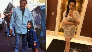 संजय दत्त की बेटी हुई इमोशनल, सोशल मीडिया पर शेयर की कई साल पुरानी तस्वीर