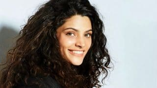 Here's How Mirzya Actress Saiyami Kher Takes Care of Her Curly Hair