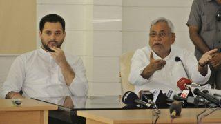 JD(U), RJD Call Meeting as Pressure Mounts on Tejashwi Yadav to Quit as Bihar's Deputy CM