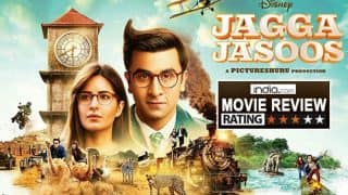 Jagga Jasoos Movie Review: Ranbir Kapoor and Katrina Kaif's Chemistry Saves The Day For This Slow But Steady Adventure Drama