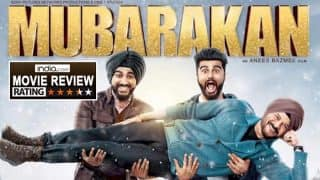 Movie Review: Mubarakan Film Buffs, Bollywood Finally Gets Its First Must-Watch Family Entertainer Of 2017