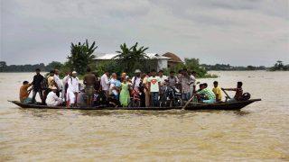 Northeast Floods: Death Toll Reaches 83, 72 Animals Dead as 80% Kaziranga National Park Land Submerges