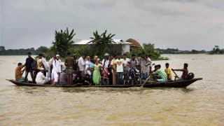 Assam Hit by Fresh Floods; Over 700 Villages in 15 Districts Affected