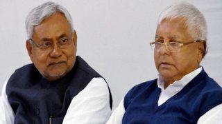 नीतीश कुमार ने किया बड़ा खुलासा, JDU को तोड़ने की साजिश रच रहे थे लालू