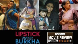 Lipstick Under My Burkha Movie Review: The Film Will Nudge Your Dreams And Desires And Urge You To Find Your Shade Of Liberation