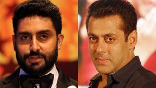 Abhishek Bachchan's Film Gets Delayed Because Of Salman Khan?