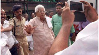 लालू पर शिकंजाः 12 ठिकानों पर रेड के बाद बिहार में अलर्ट, CBI ने की प्रेस कॉन्फ्रेंस