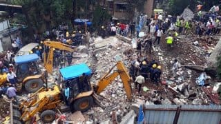 Mumbai Rains: 4 Dead, Several Injured in Two Separate Cases of Building Collapse in City