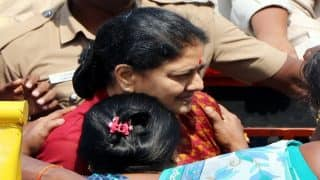 No VIP Treatment Given to Sasikala; DG Prison Satyanarayana Rao Rubbishes Bribery Charges