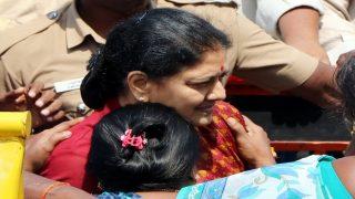 No VIP Treatment Given to Sasikala; DG Prison Satyanarayana Rao Rubbishes Bribery Charges