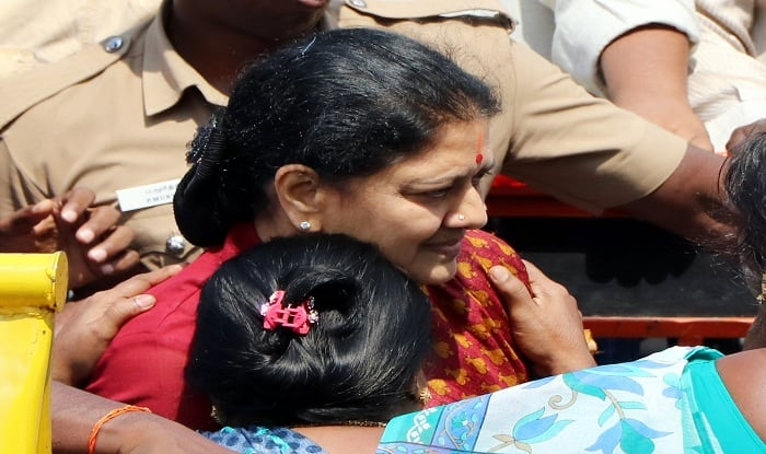 DIG Prisons stands firm on her allegations on Sasikala, demands inquiry