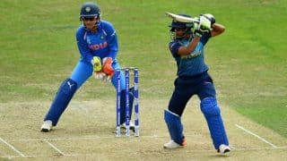 Women's World Cup 2017: India Beat Sri Lanka by 16 Runs to Register Fourth Consecutive Win