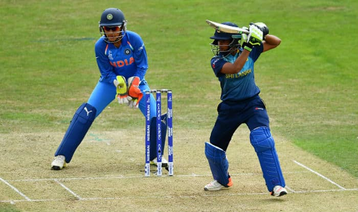 India Beat Sri Lanka by 16 Runs to Register Fourth Consecutive Win