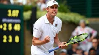 Wimbledon 2017: Sam Querrey Knocks Out Defending Champion Andy Murray, Marches into Semis