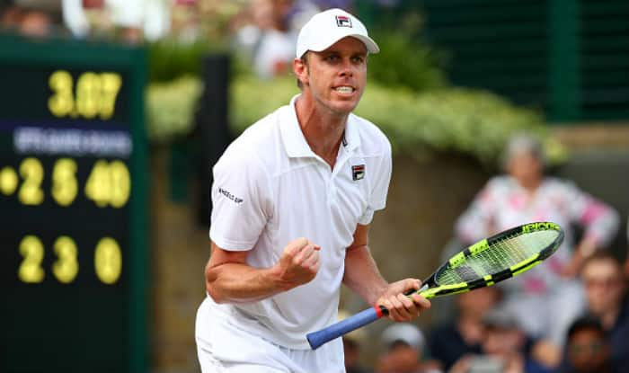 Andy Murray beats Benoit Paire to enter Wimbledon quarters