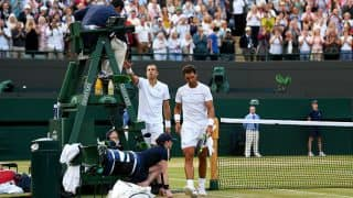 Wimbledon 2017: A Look Back at Rafael Nadal vs Gilles Muller Epic Match in Stats