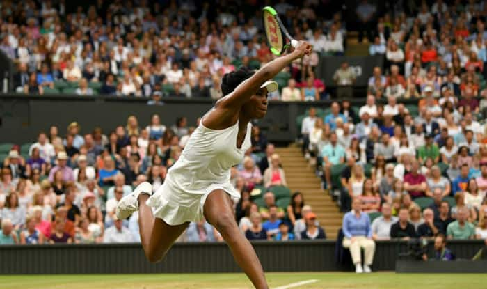 Venus Williams, 37, seeks 6th Wimbledon title vs Muguruza