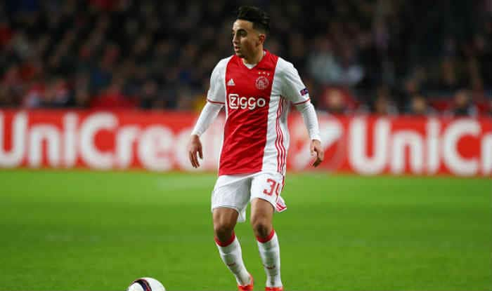 Ajax pre-season friendly abandoned after Abdelhak Nouri collapses on pitch