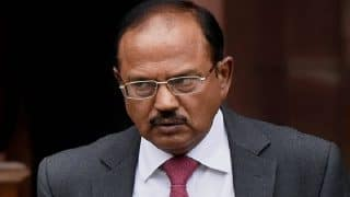 India's NSA Ajit Doval Walks Out of SCO Meet as Pakistan Presents 'Fictitious Map' Showing Jammu and Kashmir as Its Own