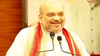 BJP Chief Amit Shah to Address Rajya Sabha Today, Likely to Attack Congress on GST in His Maiden Speech