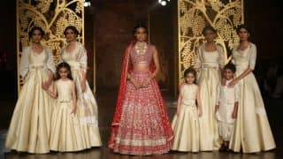 Anita Dongre's Bridal Couture Collection 'Tree of Love' is Giving Us Major Bridal Wear Goals! View Pics