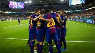 La Liga 2018-19, Eibar vs Barcelona Live Streaming Free Online, Timing IST, Team News, TV Broadcast, Fantasy XI, Betting Tips,When, Where to Watch